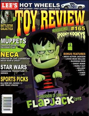 Lee's Toy Review 165-B
