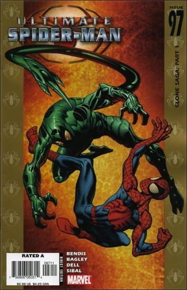 Ultimate Spider-Man (2000) 97-A by Marvel