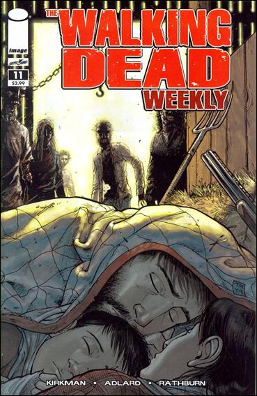 Walking Dead Weekly 11-A by Image