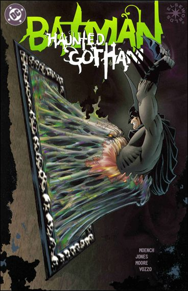 Batman: Haunted Gotham 4-A by DC