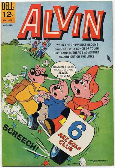 Alvin 13-A by Dell