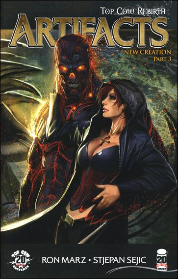 Artifacts (2010) 16-A by Top Cow