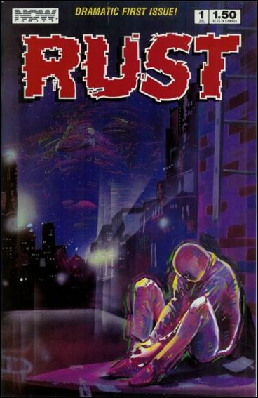 Rust (1987) 1-A by Now Comics