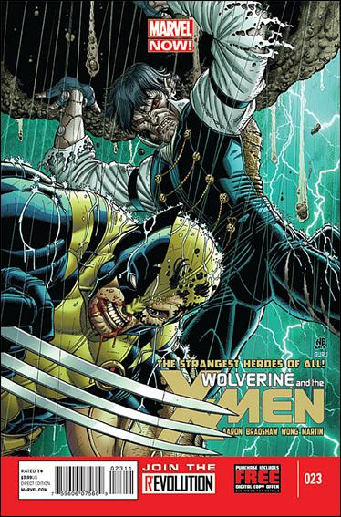 Wolverine & the X-Men 23-A by Marvel
