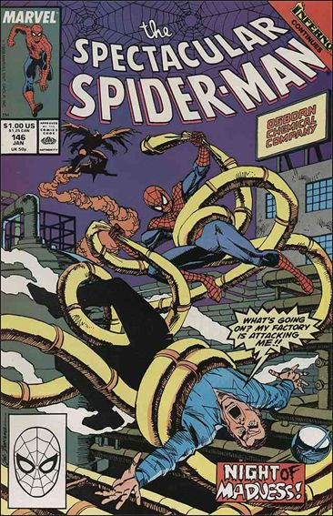 Spectacular Spider-Man (1976) 146-A by Marvel
