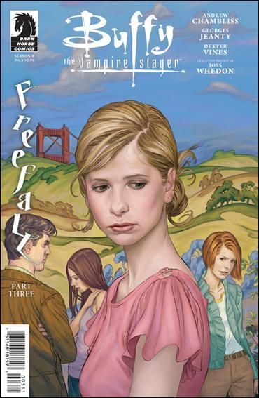 Buffy the Vampire Slayer Season 9 3-A by Dark Horse