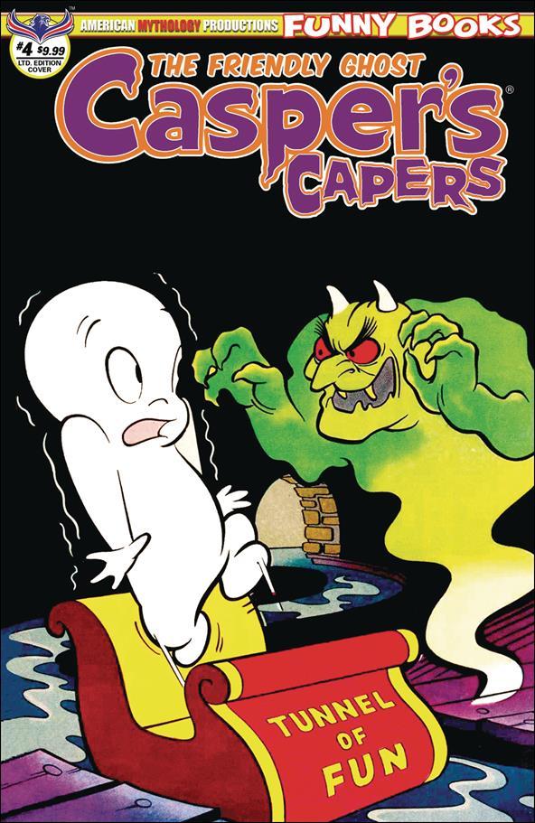 Casper's Capers 4-B by American Mythology