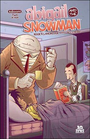 Abigail and the Snowman 2-A