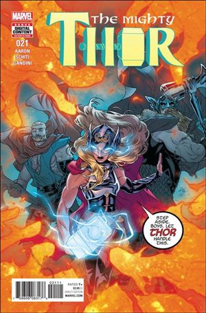 Mighty Thor (2016) 21-A