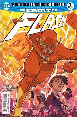 Flash (2016) 1-E