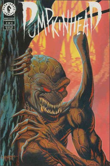 Pumpkinhead: The Rites of Exorcism 2-A by Dark Horse