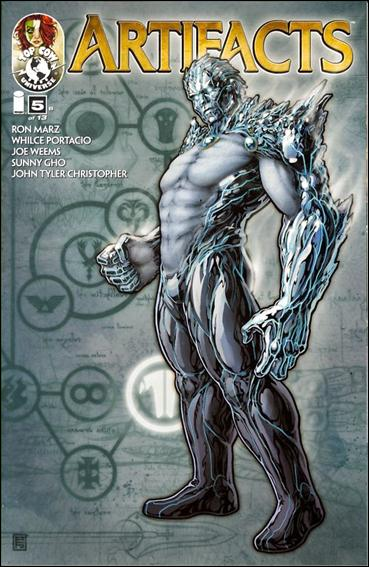Artifacts (2010) 5-B by Top Cow
