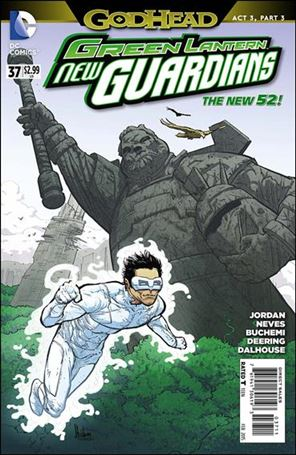 Green Lantern: New Guardians  37-A