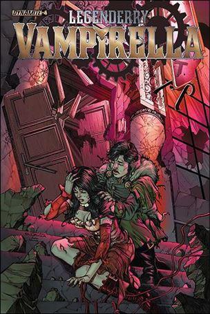 Legenderry Vampirella 4-A