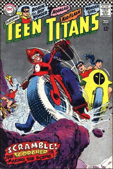 Teen Titans (1966) 10-A by DC