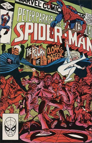 Spectacular Spider-Man (1976) 69-A by Marvel