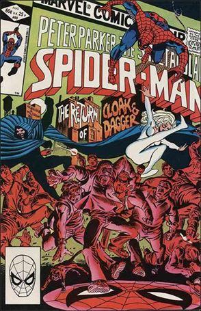 Spectacular Spider-Man (1976) 69-A
