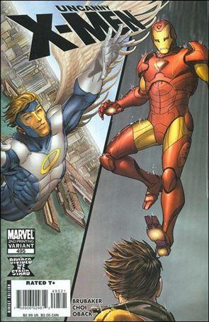 Uncanny X-Men (1981) 495-B