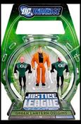 DC Universe: Justice League Unlimited - Fan Collection (3-Packs) Green Lantern Origins