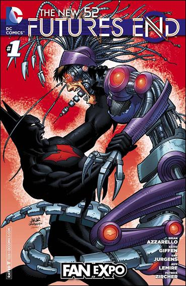 New 52: Futures End  1-D by DC
