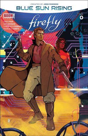 Firefly: Blue Sun Rising 0-B