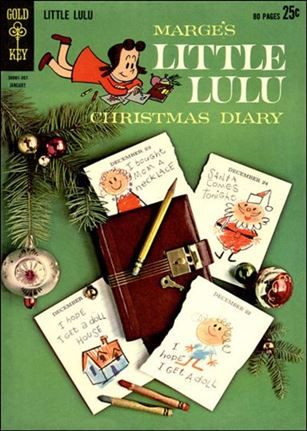 Marge's Little Lulu 166-A