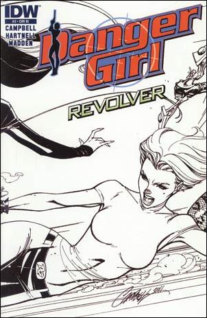 Danger Girl: Revolver 3-C by IDW