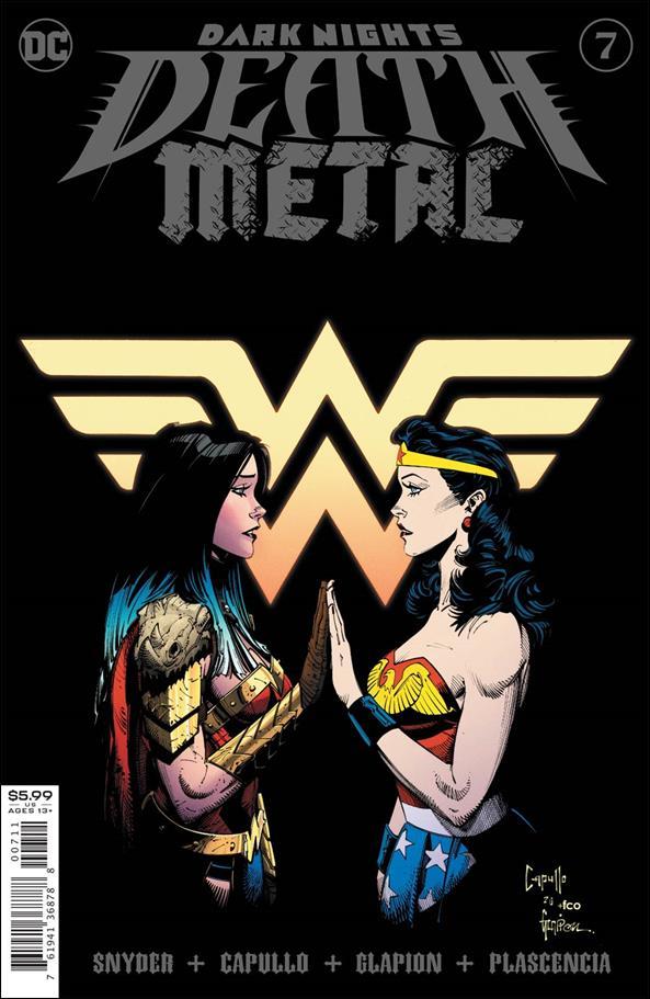Dark Nights: Death Metal 7-A by DC