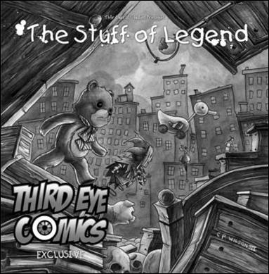 Stuff of Legend (2010) 1-E by Th3rd World Studios
