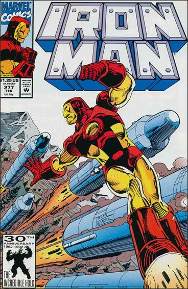 Iron Man (1968) 277-A by Marvel