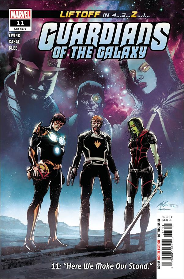 Guardians of the Galaxy (2020) 11-A by Marvel