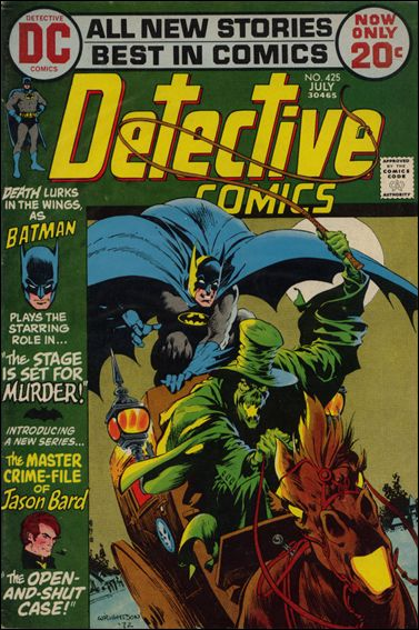 Detective Comics (1937) 425-A by DC