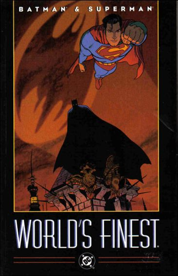 Batman and Superman: World's Finest nn-A by DC