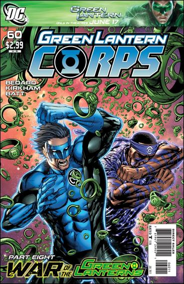 Green Lantern Corps (2006) 60-A by DC