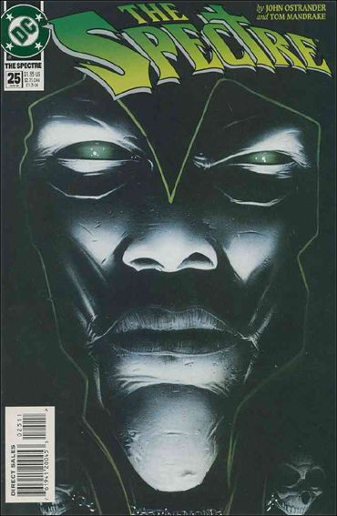 Spectre (1992) 25-A by DC