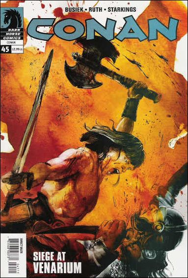 Conan (2004) 45-A by Dark Horse