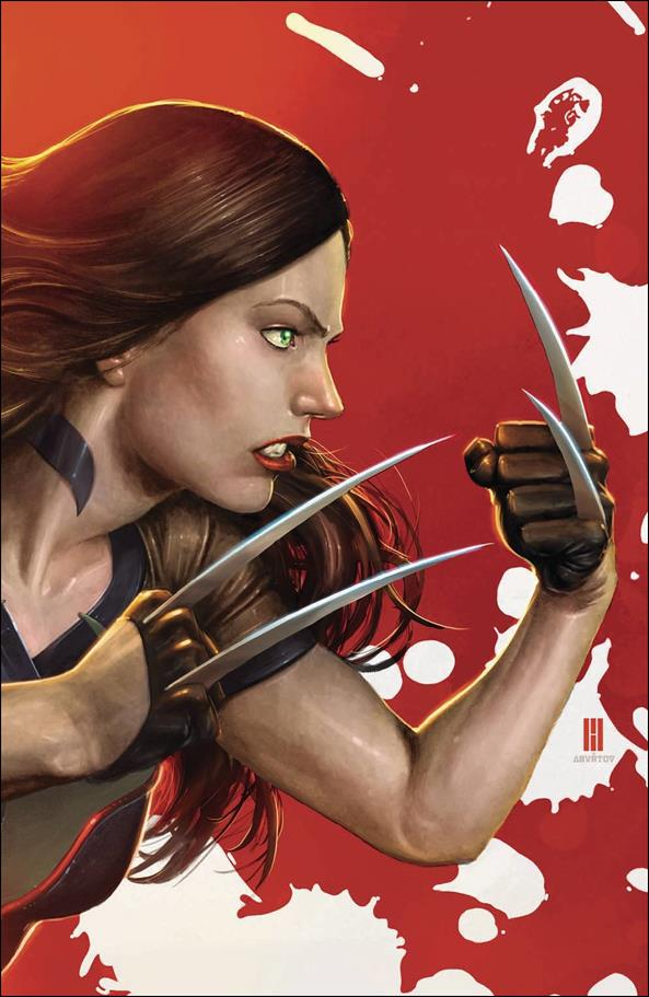 X-23 (2018) 1-F by Marvel
