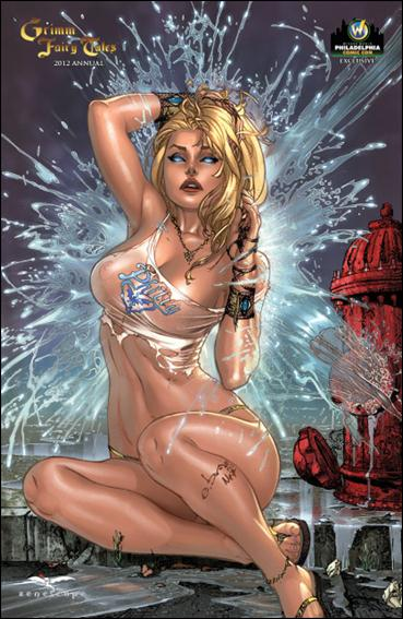 Grimm Fairy Tales Annual 2012-C by Zenescope Entertainment