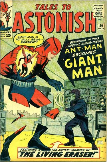 Tales to Astonish (1959) 49-A by Marvel