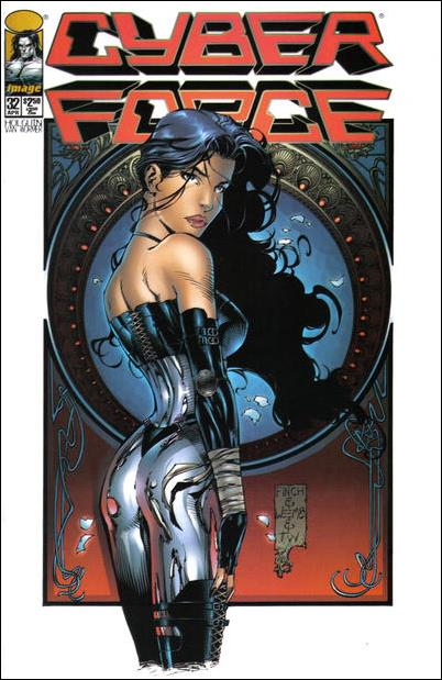 Cyberforce (1993) 32-A by Image