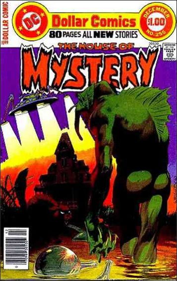 House of Mystery (1951) 255-A by DC
