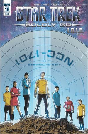 Star Trek: Boldly Go 18-A