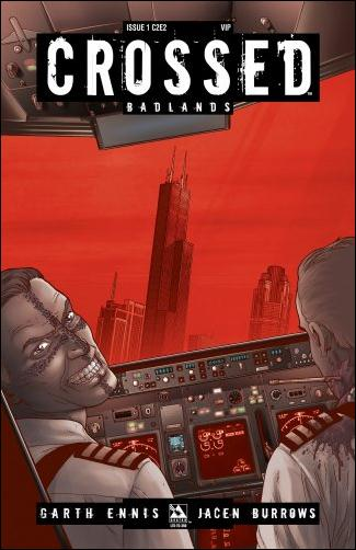 Crossed: Badlands 1-I by Avatar Press
