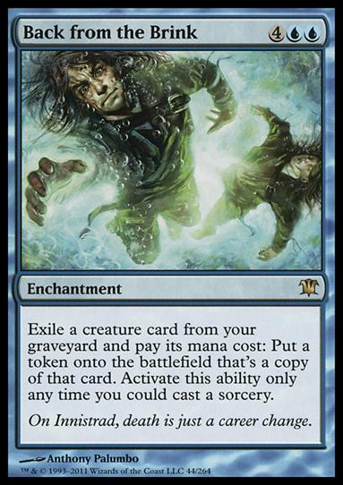 Magic the Gathering: Innistrad (Base Set)44-A by Wizards of the Coast