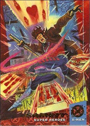 1994 Fleer Ultra X-Men (Base Set) 4-A