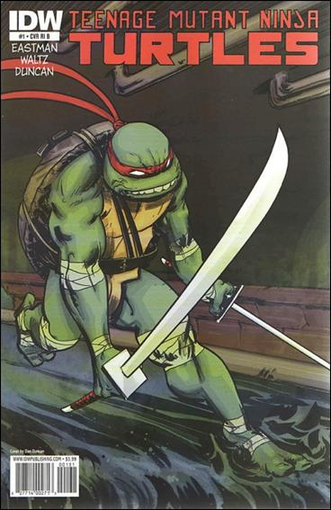 Teenage Mutant Ninja Turtles (2011) 1-F by IDW
