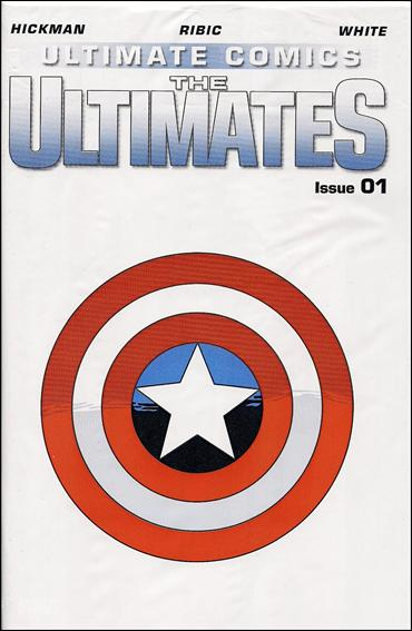 Ultimate Comics Ultimates 1-A by Marvel