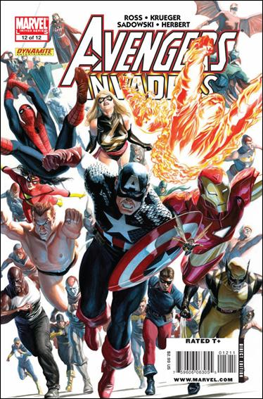 Avengers/Invaders 12-A by Marvel