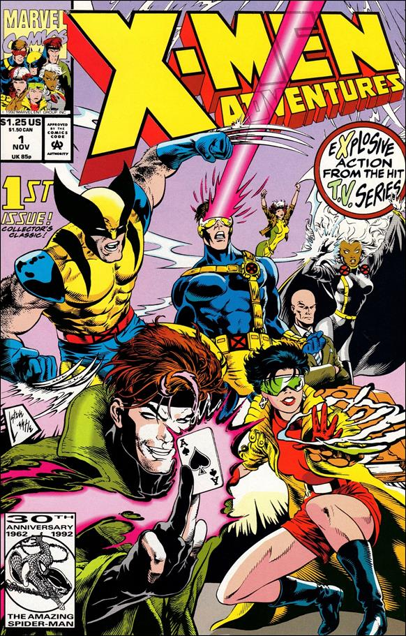X-Men Adventures (1992) 1-A by Marvel