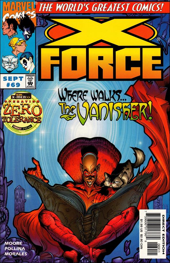 X-Force (1991) 69-A by Marvel